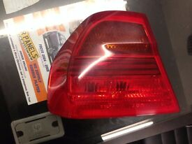 bmw e90 rear lights pre lci pair 3 series