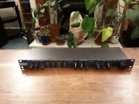 Lexcicon MX200 Stereo Dual Reverb Multi Effects Processor