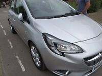 Brand New Car with Very Low Mileage,1.4 L Silver Manual with Sat-Nav, Hatchback, 1 Owner and 2 Keys