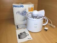 Philips Ice Cream Maker