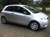 Immaculate 2007 (New Model) Toyota Yaris D4D £30 Road Tax Cheap Trade In Welcome