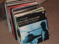 "130 x 12"" Trance / Electro / Prog House Vinyl Collection. 1990's - 2000's"
