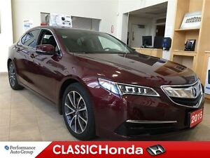 2015 Acura TLX V6 TECH PACK NAVIGATION CLEAN CARPROOF