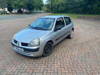 Renault, CLIO, Hatchback, 2006, **£425**Manual, 1461 (cc), 3 doors