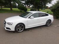 Audi A5 ,Stunning Black Edition,Quattro,Automatic S-tronic,Sat-nav,B&O audio system