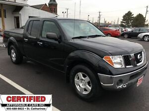 2008 Nissan Frontier LE ** 4X4, TRAILER HITCH, CRUISE **