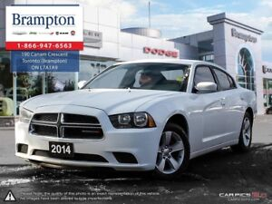 2014 Dodge Charger SE   RWD   TRADE-IN   4.3 IN TOUCHSCREEN   RE