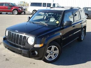 2008 Jeep Patriot Limited AWD 4x4 -132,000kms