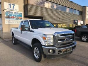 2014 Ford F-350 XLT Extended Cab Long Box 4X4 Gas