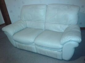 Leather Sofa Recliner 2 Seater