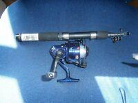 fishing rod reel small