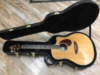 Breedlove Atlas Series AD25/SR Plus Acoustic Electric Guitar inc Breedlove Hard case