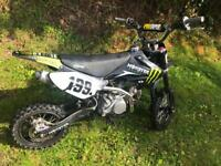 STOMP PITBIKE 140cc ** great condition**