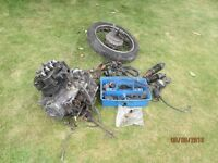 Honda CM125 parts, engine etc