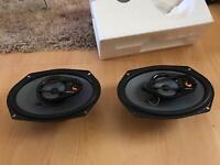 Hertz 180w 6X9 car speakers