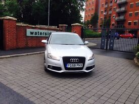 AUDI A3 S LINE TDI FULLY LOADED 2012 BLACK EDITION UPGRADES