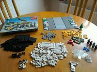 Vintage 1979 Lego Town 381 Police Station