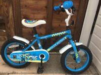 Police patrol kids bike