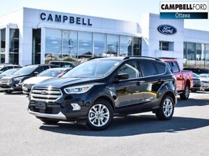 2018 Ford Escape SEL-AWD-LEATHER-POWER ROOF SAFETY PACKAGE