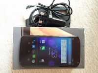Nexus 4 By LG,LGE960 black 16gb unlocked to use any sim, complete with box