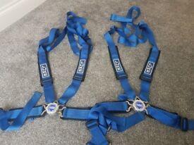 Luke 4 point harnesses