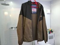 Superdry Osaka track and field waterproof jacket