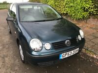 Volkswagen, POLO, Hatchback, 2004, Other, 1390 (cc), 3 doors. Automatic