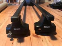 Roof bars from Thule - hardly used!!