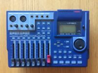 FOSTEX VF80 Digital multitracker, recorder and mixer