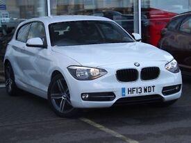 2013 BMW 1 Series 1.6 Diesel 114d Sport.