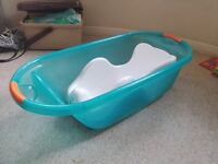 Baby Bath Tub with Mothercare support