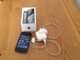 Black iPhone 4s 16 gb