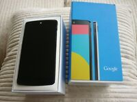 Nexus 5 D821 - 32GB - White (Unlocked)