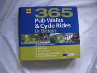 Walking and Cycling Routes Book