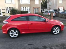 07 Vauxhall Astra sri 150 bhp Cdti. Beautiful car, low miles, great history, recent belt change
