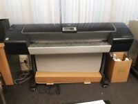Large format 44 inch plotter colour
