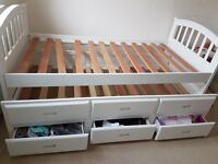 2 x 3 ft Cabin Bed