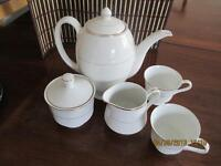 CHINA ROSE TEA SET