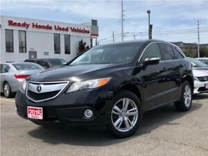 2015 Acura RDX Tech Pkg - Navigation - Leather