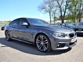 image for 2018 68 BMW 4 SERIES 3.0 430D M SPORT GRAN COUPE 4d 255 BHP CALL 01224774455