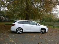 Vauxhall Astra 2.0 CDTi 165bhp SRi VX-line.