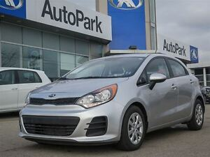 2016 Kia Rio5 EX/BLUETOOTH/CRUISE/KEYLESS