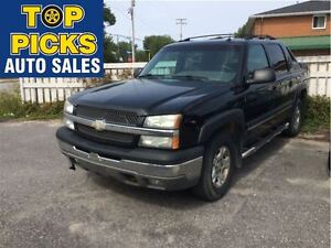 2004 Chevrolet Avalanche VEHICLE IS BEING SOLD ON AN AS IS BASIS
