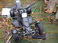 Mini 49cc quadbike