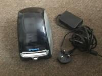 Dymo label printer great condition