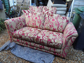Quality 3 Seater sofa - as new