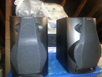 Sony loudspeakers for sale