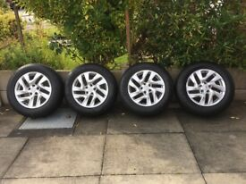 2016 Honda CRV Alloy wheels