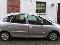Citroen Xsara Picasso EXCLUSIVE. 2Previous Owners.