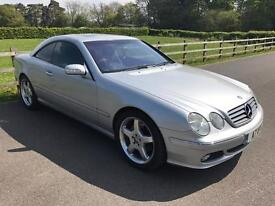 Mercedess Cl500 Private plate included